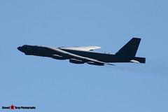 60-0052 - 464417 - USAF - Boeing B-52H Stratofortress - Fairford RIAT 2006 - Steven Gray - CRW_0980