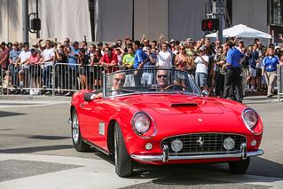 Ferrari 60 at Beverly Hills