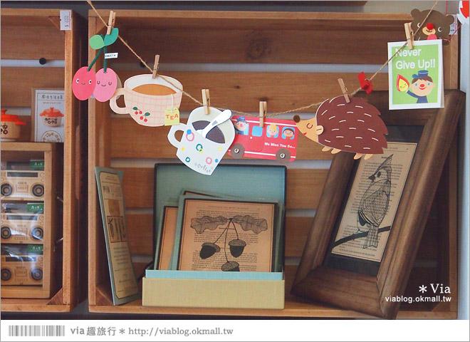 【台中雜貨】小樹苗生活雜貨~一條悠靜小巷弄裡的美好ZAKKA LIFE!20