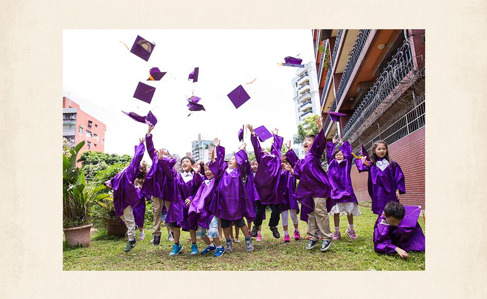 幼兒園畢業照攝影師