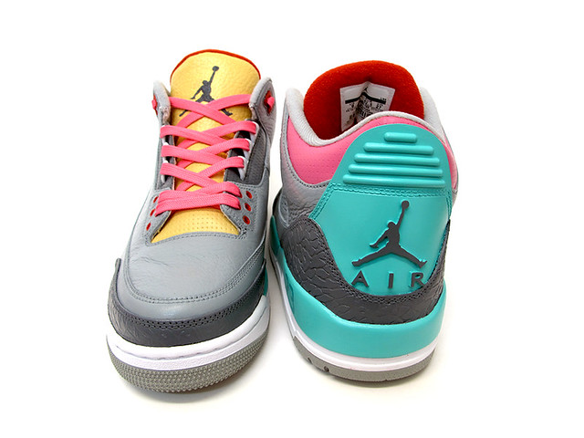 South Beach inspired Air Jordan III