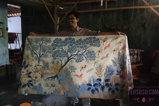 Batik Flora & Fauna