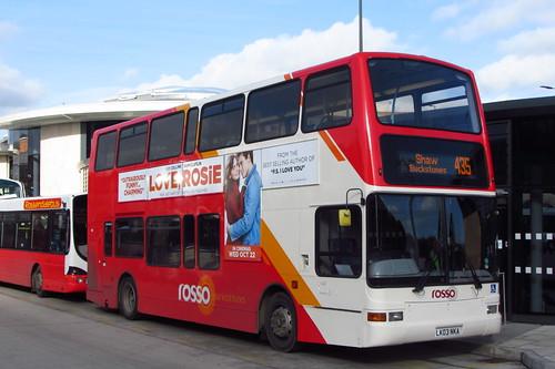 Rosso LK03 NKA, Rochdale Interchange