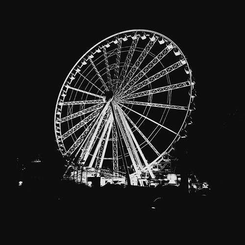 Big wheel keep on turnin' Proud Mary keep on burnin' Rollin', rollin', rollin' on the river #Brisbane