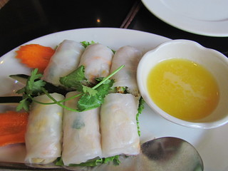Buddha Rolls at Wild Ginger (Downtown)