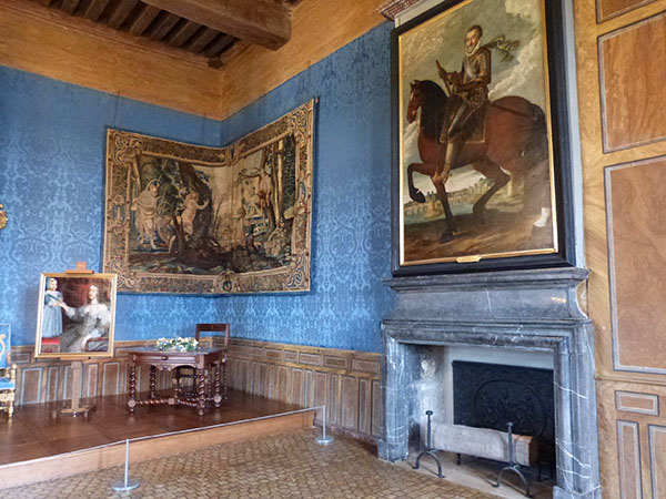 peintures et tenturess