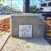 We Like It #streetart #bostonstreetarttiles #tile #cambridge #vassar