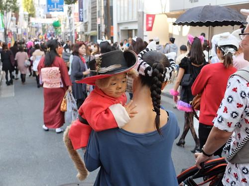 Kagurazaka Bakeneko Parade 2014-15