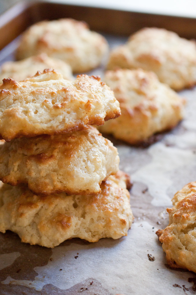 Buttermilk Drop Biscuits - Smells Like Home