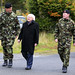 President Michael D Higgins to visit Defence Forces Mission Readiness Exercise 47th Infantry Group, UNIFIL001