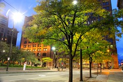 Public Square in Morning, Cleveland