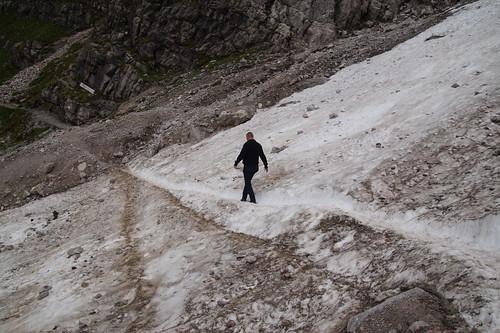 115 wandeling naar sudwandhutte