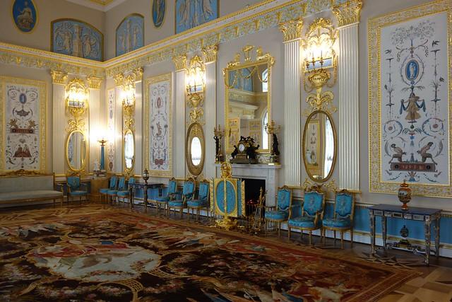 512 - Tsarskoye Selo (Palacio de Catalina - Pushkin)