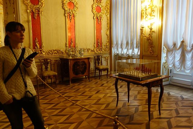 519 - Tsarskoye Selo (Palacio de Catalina - Pushkin)