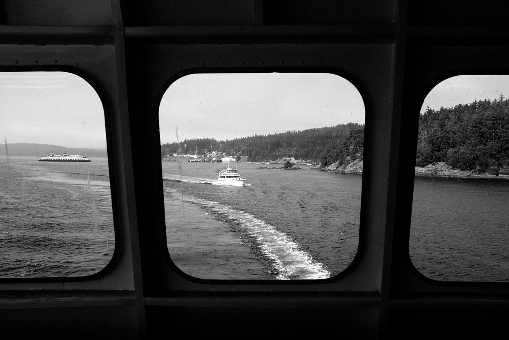 Orcas Island Ferry 07