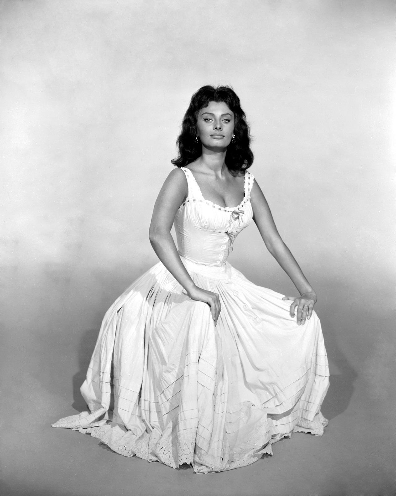 Sophia Loren1 Jan 1958