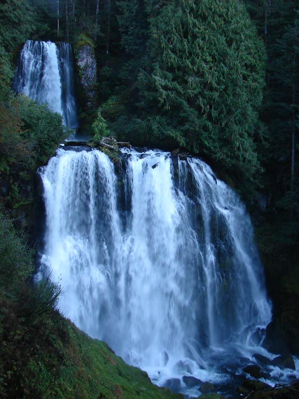 Marion & Gatch Falls