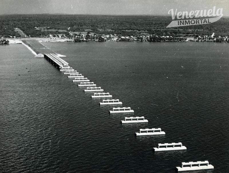 construccion puente sobre el lago91