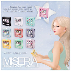 Miseria - Lucky Candy Handheld