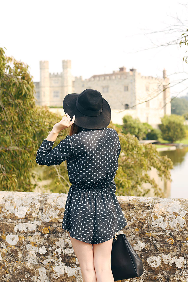 What Olivia Did The Fifth Leeds Castle Outfit