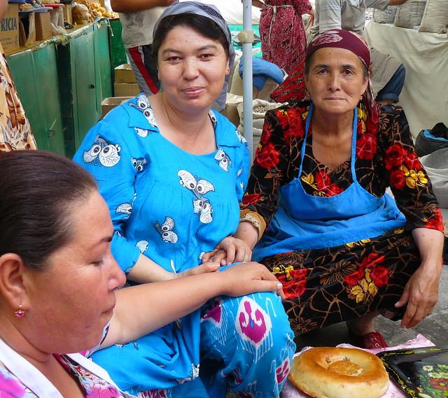 On the Bazar