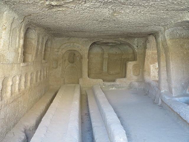 Kappadokien: Höhlenkloster