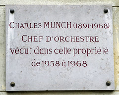 Photo of Marble plaque № 31752
