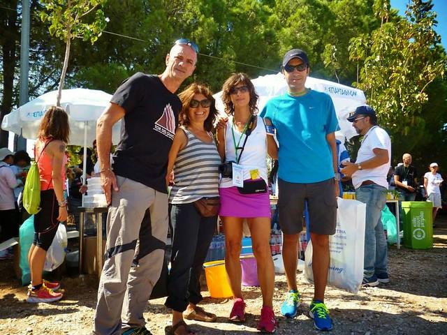 Pavlos, Suna, Alessia, Aytuğ