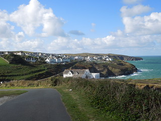 14 10 04 Day 12 7 Port Isaac and Port Gaverne