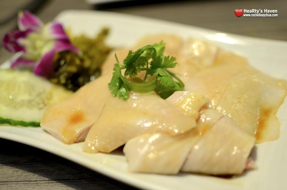 Boon Tong Kee Hainanese Chicken