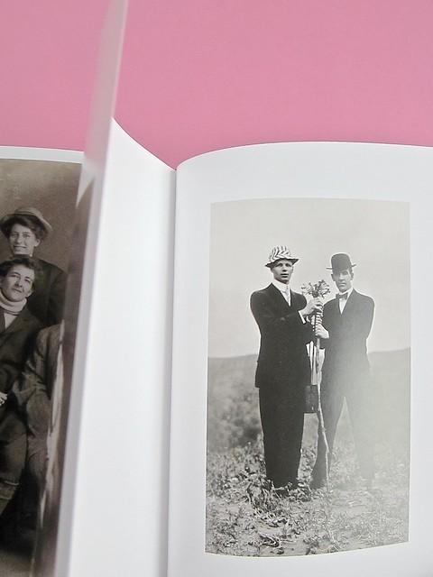 Sebastien Lifshitz, The Invisibles. Rizzoli International Publications 2014. Design: Isabelle Chemin. Pag. [106 e 109] (part.), 1