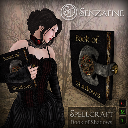 Spellcraft: Book of Shadows