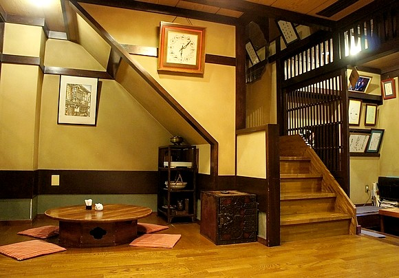 京都必吃茶泡飯老店06