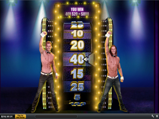 Chippendales Gamble Feature