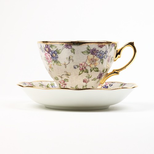 Tasse Royal Albert English Chintz