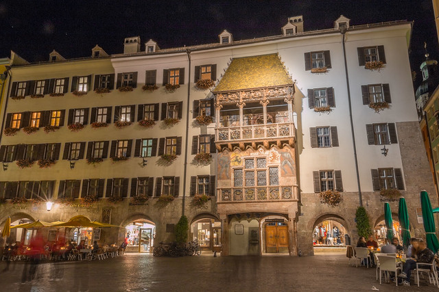 Golden Roof, Innsbruck, Austria.