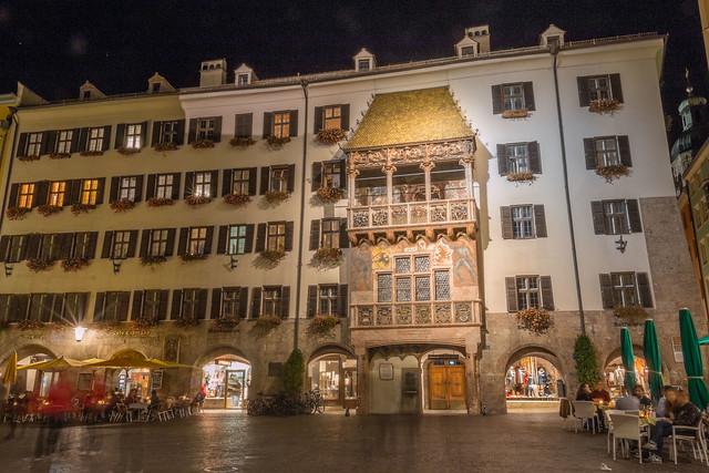 Golden Roof, Innsbruck, Austria.