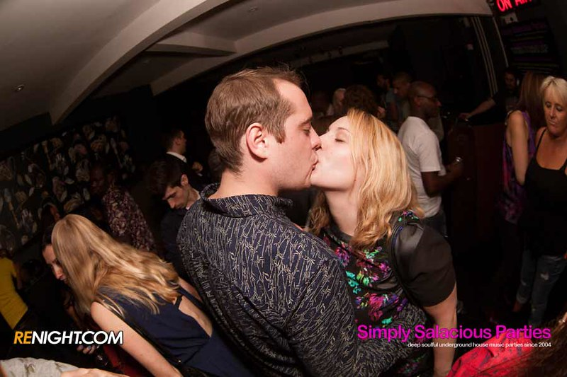 Simply Salacious Parties at Market House Brixton with Stretch Taylor