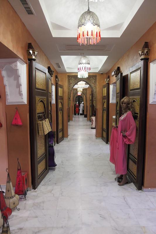 Morocco Mall souk