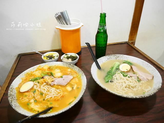 北投滿客屋拉麵 (6)