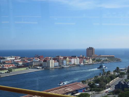 Blick auf Willemstad