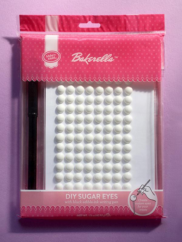 DIY eyes