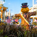 Magic Kingdom - Mayor Punpkinhead by Jeff Krause Photography