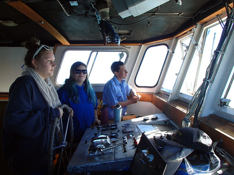 Pilothouse Crew