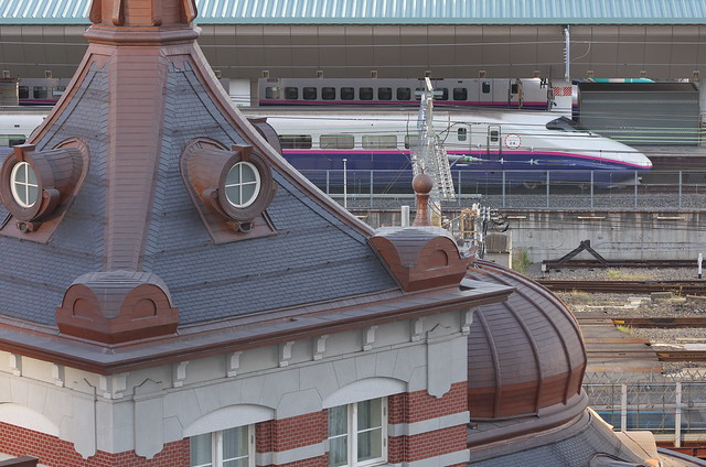 Tokyo Train Story 長野新幹線 2014年10月17日