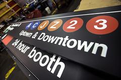 New York City Transit's Sign Shop