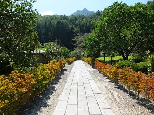 「信州の鎌倉シャトルバス」に乗って中禅寺へ