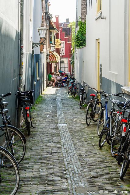 Calles de Leiden