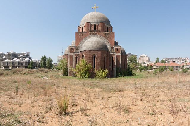 Christus der Erlöser Kathedrale von Pristina / Christ the Saviuor cathedral of Pristina