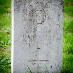 Private H. J. Forsyth, 2853, London Regiment